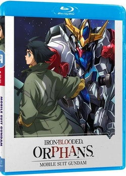 Mobile Suit Gundam Iron-Blooded Orphans: Part 2 - Standard Edition Blu-Ray