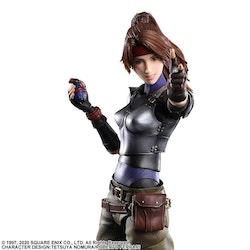 Final Fantasy VII Remake Play Arts Kai Action Figure Jessie (Square Enix)