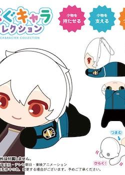 World Trigger Hug Chara Plush Jun Arashiyama (Takara Tomy)