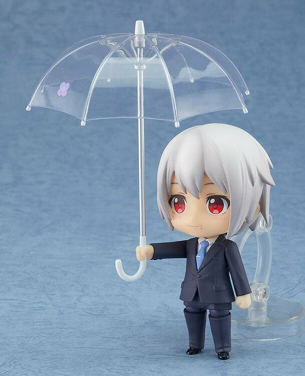 Original Character Parts for Nendoroid Doll Figures Outfit Set Rain Poncho - White