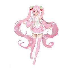 Vocaloid Figure Sakura Miku Newly Written Illustration Ver. (Taito)