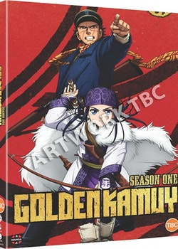 Golden Kamuy Season 1 DVD