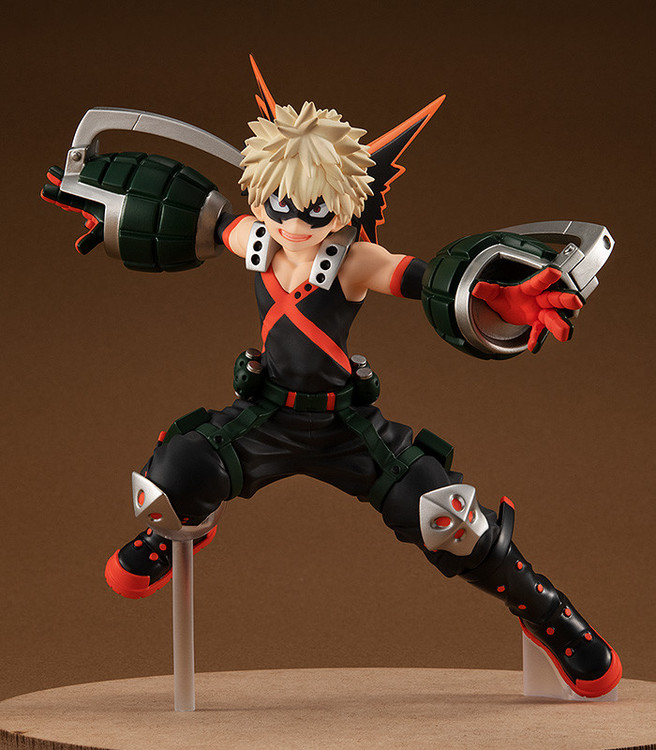 POP UP PARADE Figure 049 Katsuki Bakugo: Hero Costume Ver. (My Hero Academia)