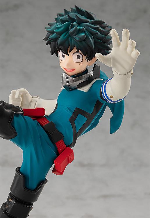 POP UP PARADE Figure 050 Izuku Midoriya: Hero Costume Ver. (My Hero Academia)