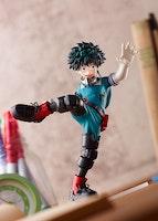 POP UP PARADE Figure 050 Izuku Midoriya: Costume γ Ver. (My Hero Academia)