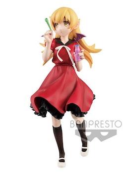 Monogatari Series EXQ Figure Oshino Shinobu (Banpresto)