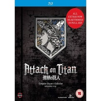 Attack on Titan Season 1 Collection Blu-Ray