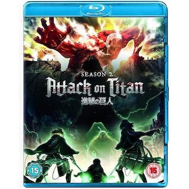 Attack on Titan Season 2 Collection Blu-Ray