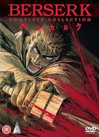 Berserk Complete Collection DVD