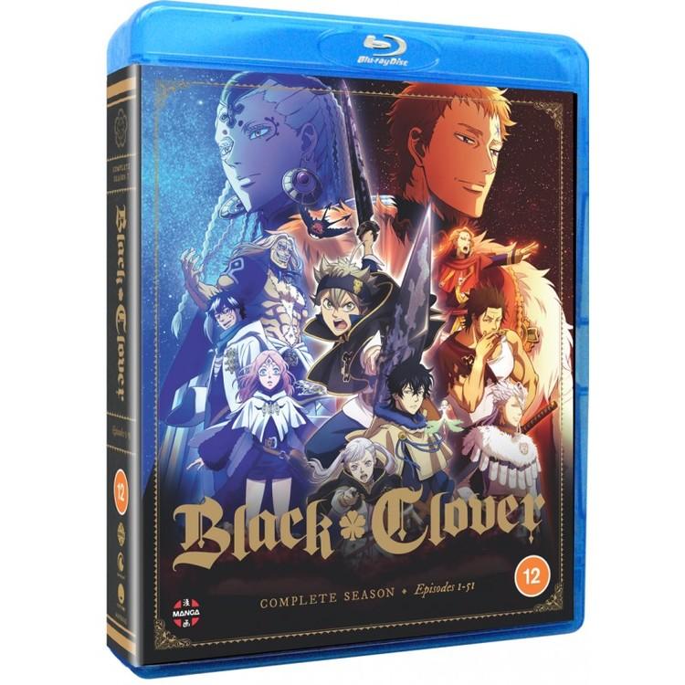Black Clover Season 1 Collection Blu-Ray
