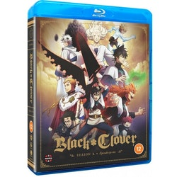 Black Clover Season 2 Collection Blu-Ray