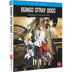 Bungo Stray Dogs Seasons 1 & 2 + OVA Blu-Ray