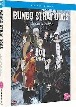 Bungo Stray Dogs Season 3 Blu-Ray