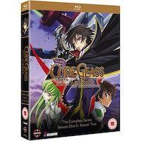 Code Geass: Lelouch of the Rebellion Complete Collection Blu-Ray