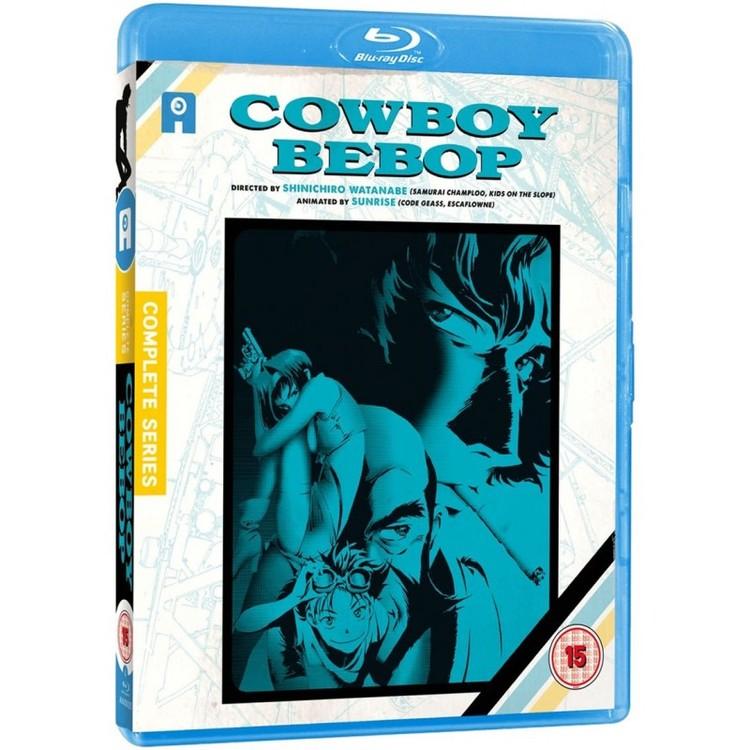 Cowboy Bebop Complete Collection Blu-Ray