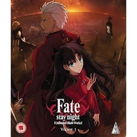Fate/Stay Night: Unlimited Blade Works Part 1 & Part 2 Blu-Ray