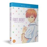 Fruits Basket - Season Two Part One Blu-Ray