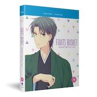 Fruits Basket - Season Two Part Two Blu-Ray