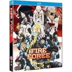 Fire Force Season 2 - Part 1 Combi Blu-Ray / DVD