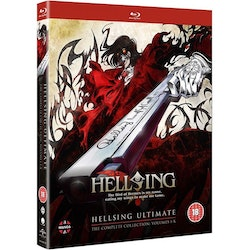 Hellsing Ultimate Complete Collection Blu-Ray