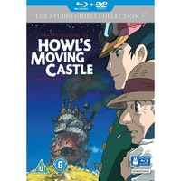 Howl's Moving Castle Combi Blu-Ray / DVD