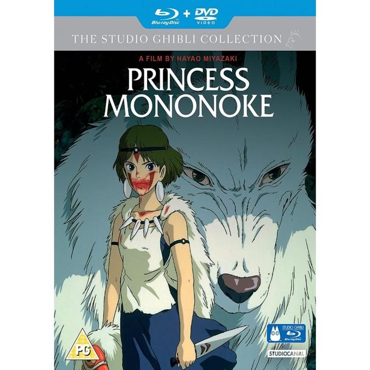 Princess Mononoke Combi Blu-Ray / DVD