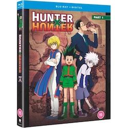 Hunter x Hunter (2011) Set 1 Blu-Ray