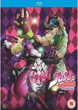 JoJo's Bizarre Adventure Set One: Phantom Blood / Battle Tendency Blu-Ray