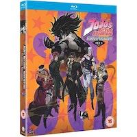JoJo's Bizarre Adventure Set Three: Stardust Crusaders Part 2 Blu-Ray