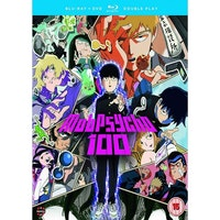 Mob Psycho 100: Season One Collection Combi Blu-Ray / DVD
