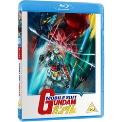 Mobile Suit Gundam Part 1 & Part 2 Blu-Ray