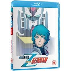 Mobile Suit ZETA Gundam Part 1 & Part 2 Blu-Ray