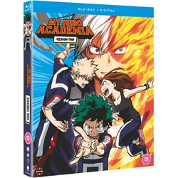 My Hero Academia Season 2 Blu-Ray
