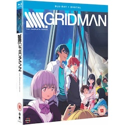 SSSS.Gridman Complete Collection Blu-Ray
