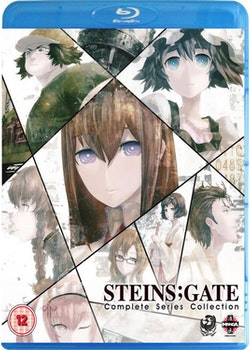 Steins Gate Collection Blu-Ray