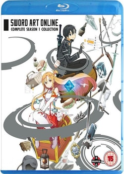 Sword Art Online Season 1 Collection Blu-Ray