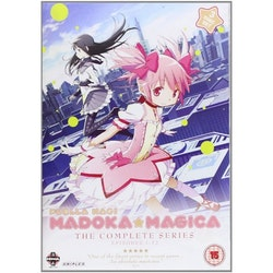 Puella Magi Madoka Magica Complete Collection DVD