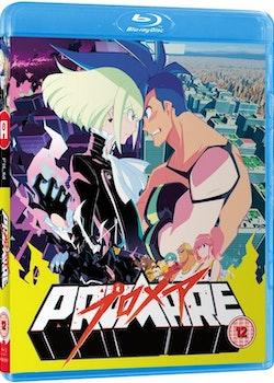Promare Blu-Ray