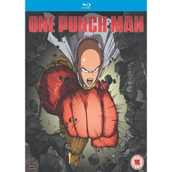 One Punch Man Collection One Blu-Ray