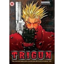 Trigun Complete Collection DVD