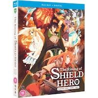 The Rising of the Shield Hero Season One Part 2 Blu-Ray
