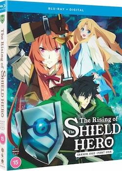 The Rising of the Shield Hero Season One Part 1 Blu-Ray