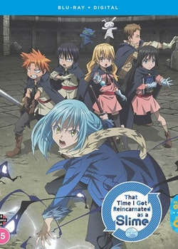 That Time I Got Reincarnated as a Slime Season One Part 2 Blu-Ray