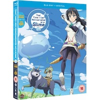 That Time I Got Reincarnated as a Slime Season One Part 1 Blu-Ray