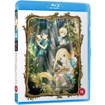 Sword Art Online Alicization Part 1 Blu-Ray