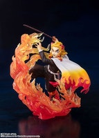 Demon Slayer: Kimetsu no Yaiba FiguartsZERO Figure Kyojuro Rengoku (Flame Breathing)