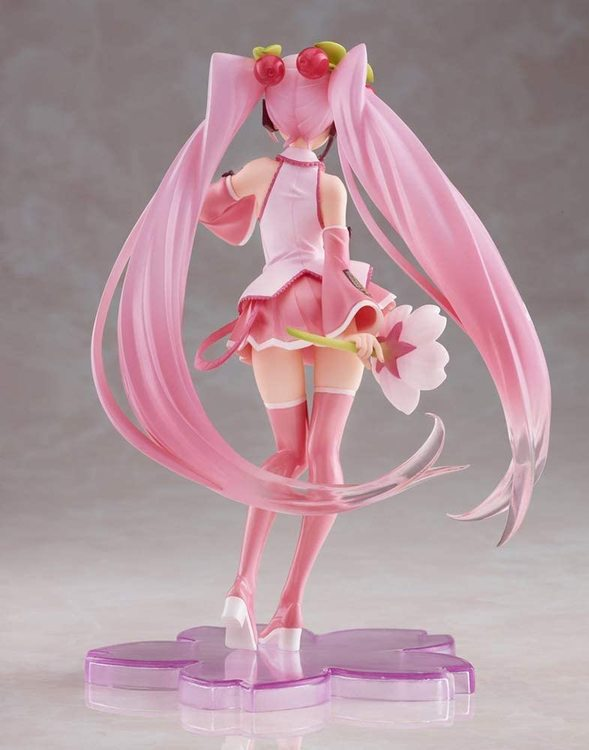Vocaloid Figure Sakura Miku 2021 (Taito)