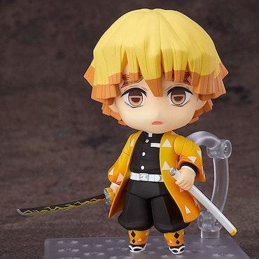 Demon Slayer: Kimetsu no Yaiba Nendoroid Action Figure Zenitsu Agatsuma (Good Smile Company)