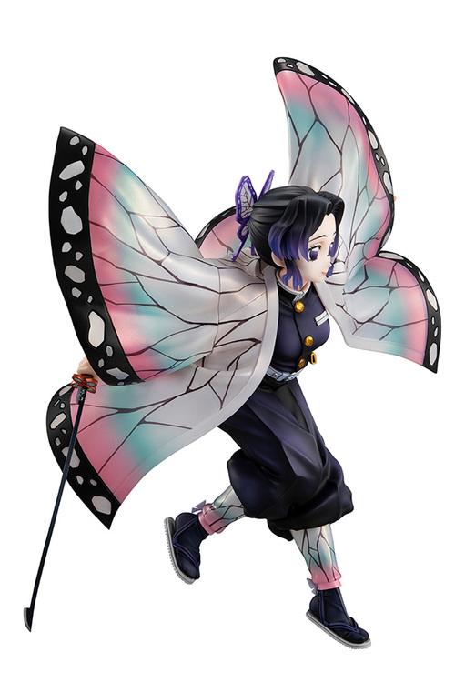 Demon Slayer: Kimetsu no Yaiba Gals Figure Kochou Shinobu (Megahouse)