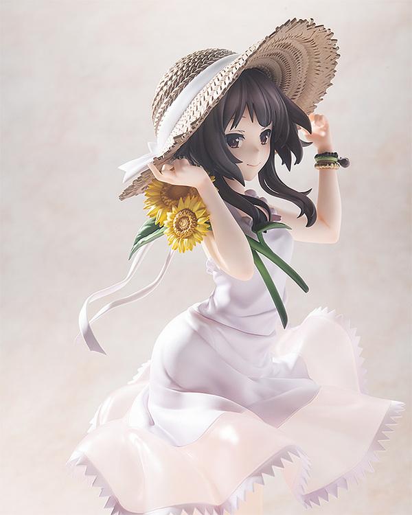 KonoSuba 1/7 Figure Megumin Sunflower Dress